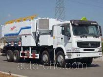 Huifeng Antuo SXH5311THZS2 ammonuim nitrate and fuel oil (ANFO) on-site mixing heavy truck
