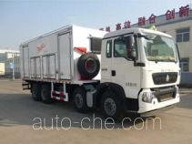 Huifeng Antuo SXH5312THRD2 emulsion explosive on-site mixing truck
