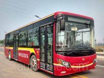 Shanxi SXK6107GBEV5 electric city bus