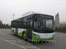 山西牌SXK6107GHEV型插电式混合动力城市客车