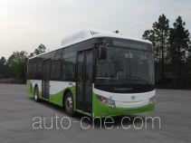 山西牌SXK6107GHEV2型插电式混合动力城市客车