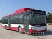 山西牌SXK6127GHEV2型插电式混合动力城市客车