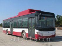 山西牌SXK6127GHEV3型插电式混合动力城市客车