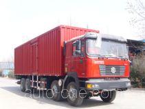 卓里-克劳耐牌SXL5310XXY型厢式运输车