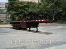 卓里-克劳耐牌SXL9381TJZP型集装箱半挂牵引车