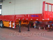 卓里-克劳耐牌SXL9400型栏板式运输半挂车