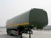 卓里-克劳耐牌SXL9400GYY型运油半挂车