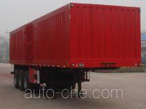 卓里-克劳耐牌SXL9407XXY型厢式运输半挂车
