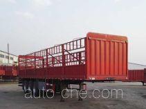 卓里-克劳耐牌SXL9408CCY型仓栅式运输半挂车