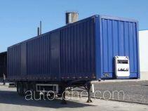Zhuoli - Kelaonai SXL9408XXY box body van trailer