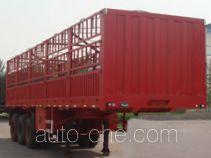 卓里-克劳耐牌SXL9409CCY型仓栅式运输半挂车