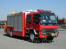 Jinhou SXT5131TXFJY120 fire rescue vehicle