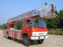 Jinhou SXT5141JXFYT25 aerial ladder fire truck
