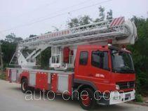 Jinhou SXT5150JXFDG22 aerial platform fire truck