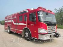 Jinhou SXT5180GXFAP42 class A foam fire engine