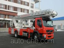 金猴牌SXT5190JXFDG32型登高平台消防车