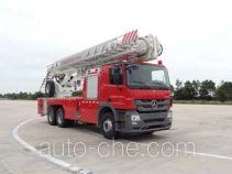 Jinhou SXT5251JXFDG32 aerial platform fire truck