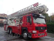 金猴牌SXT5260JXFDG32型登高平台消防车