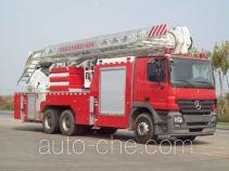Jinhou SXT5320JXFDG32 aerial platform fire truck