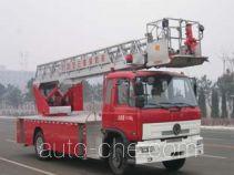 Jinhou SXT5320JXFYT26 aerial ladder fire truck