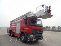 Jinhou SXT5320JXFYT40 aerial ladder fire truck