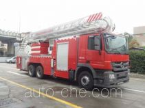 金猴牌SXT5322JXFDG32型登高平台消防车
