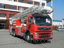 金猴牌SXT5340JXFDG40型登高平台消防车