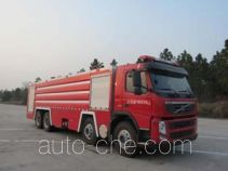 Jinhou SXT5400GXFPM220 foam fire engine