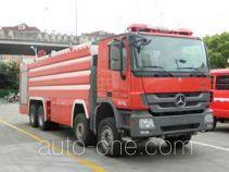 Jinhou SXT5410GXFPM230 foam fire engine