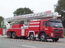 Jinhou SXT5410JXFDG40 aerial platform fire truck