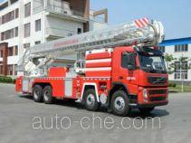 Jinhou SXT5410JXFDG51 aerial platform fire truck