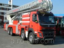 Jinhou SXT5410JXFDG54 aerial platform fire truck