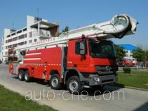 Jinhou SXT5410JXFJP60 high lift pump fire engine