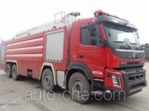 Jinhou SXT5412JXFJP18 high lift pump fire engine