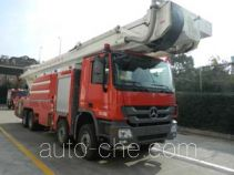 Jinhou SXT5420JXFJP51/33 high lift pump fire engine
