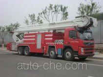 Jinhou SXT5421JXFJP56 high lift pump fire engine