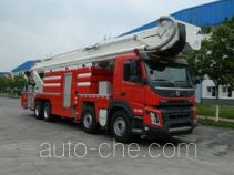 Jinhou SXT5423JXFJP56 high lift pump fire engine