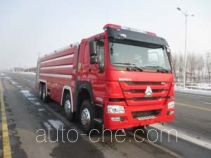 Jinhou SXT5430GXFPM250 foam fire engine