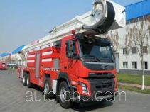 Jinhou SXT5440JXFJP60 high lift pump fire engine