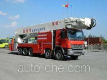 金猴牌SXT5530JXFDG68型登高平台消防车