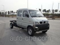 Jinbei dual-fuel light truck chassis