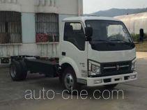 Jinbei SY1040DEV4S шасси электрического грузовика