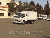 Jinbei SY2810PX11N low-speed cargo van truck