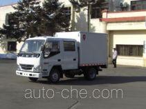 Jinbei SY2810WX8N low-speed cargo van truck