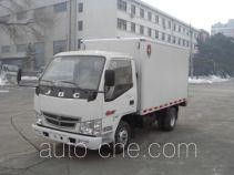 Jinbei SY2810X12N low-speed cargo van truck
