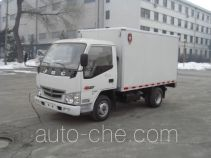 Jinbei SY2810PX9N low-speed cargo van truck