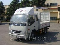 Низкоскоростной грузовик с решетчатым тент-каркасом Jinbei