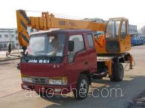 Chitian SY2820PZ low speed truck crane