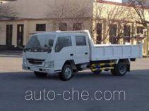 金杯牌SY4015WD1N型自卸低速货车