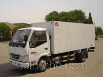 Jinbei SY4015X1N low-speed cargo van truck